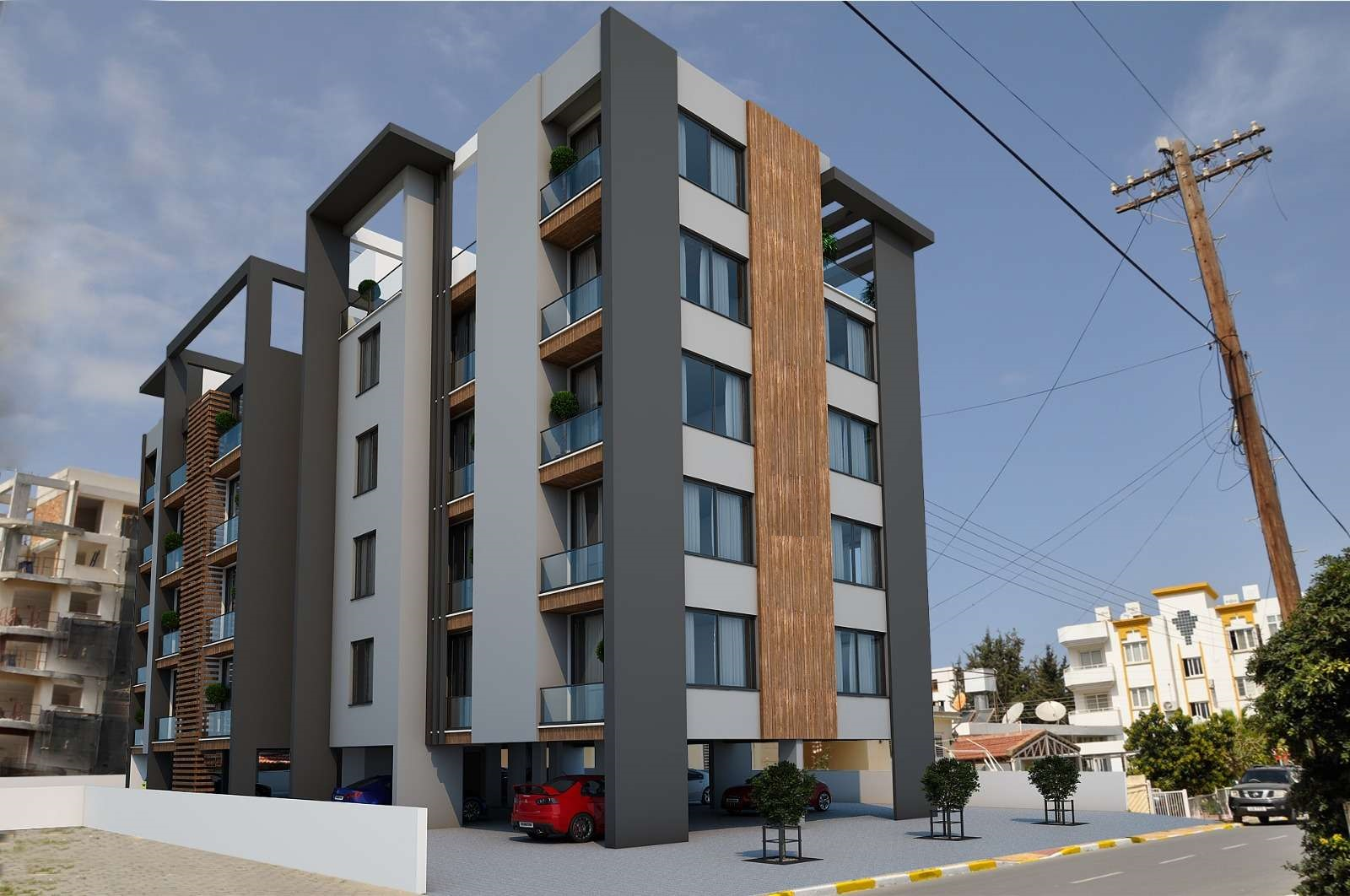 ONE-BEDROOM-MODERN-APARTMENT-IN-CENTRAL-KYRENIA-KY683A