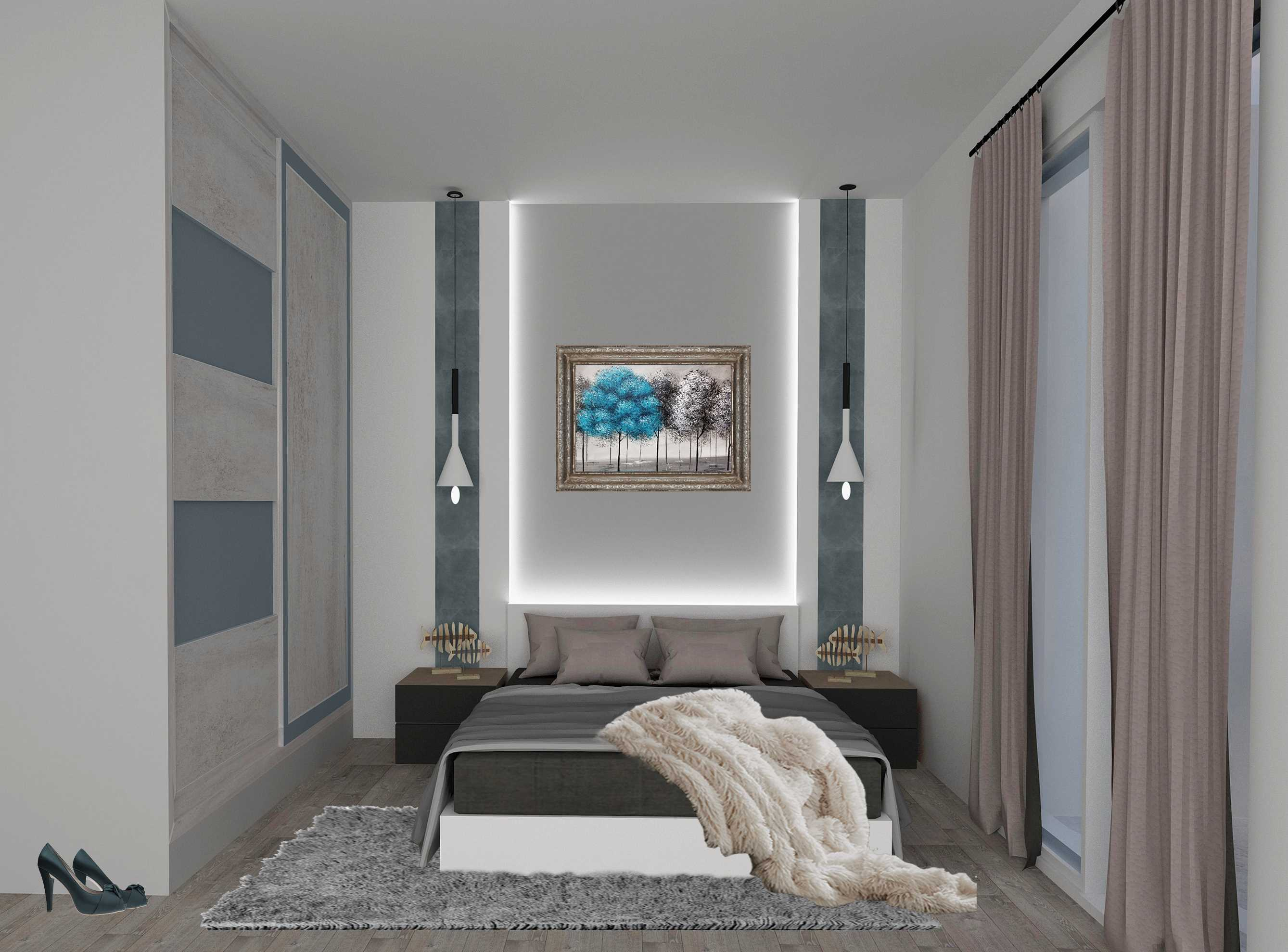 TURKISH-TITLE-TWO-BEDROOM-APARTMENTS---GÖNYELİ,-LEFKOŞA-GN22