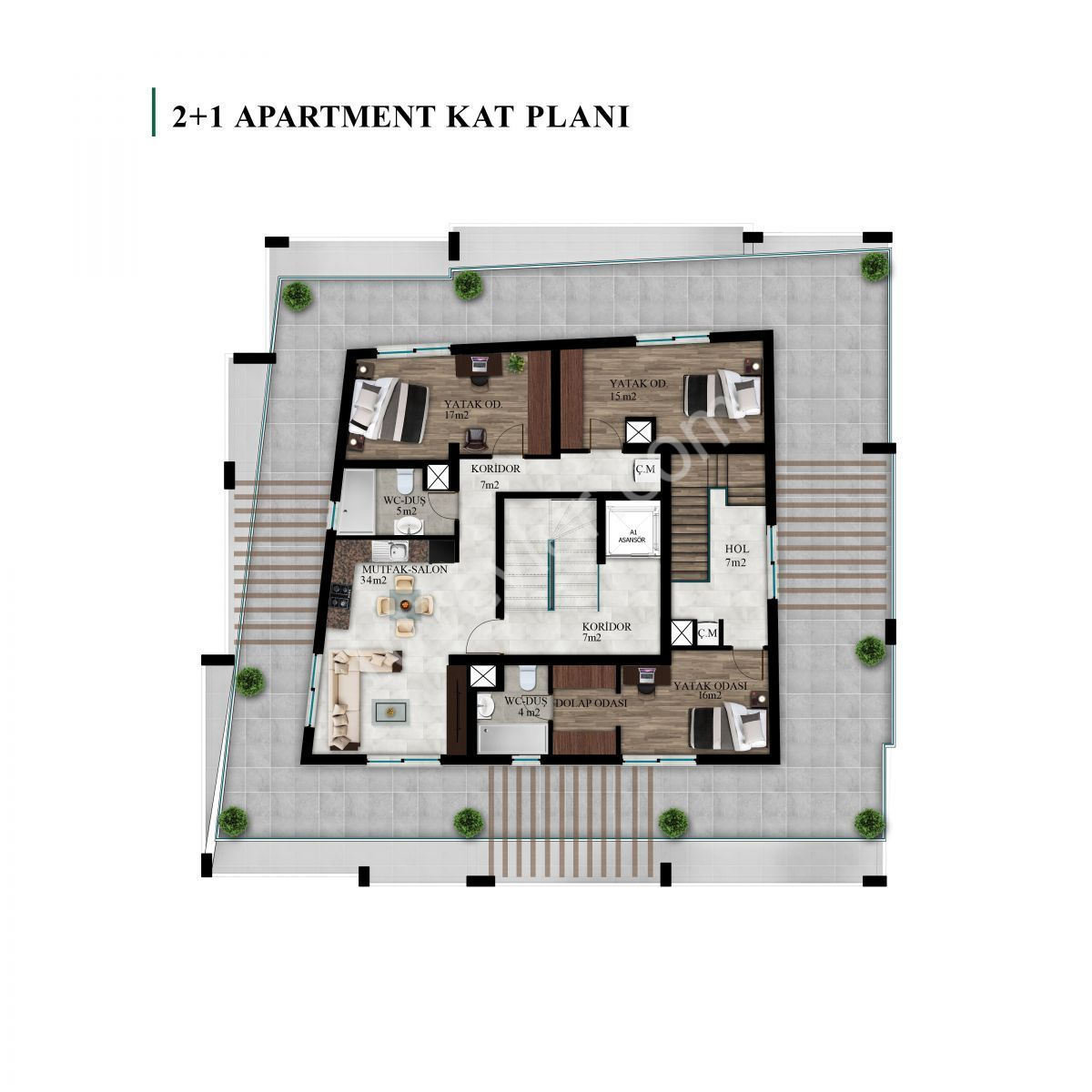 LUXURY-TWO-BEDROOM-PENTHOUSE-IN-YENİŞEHİR,-NICOSIA-YES01P